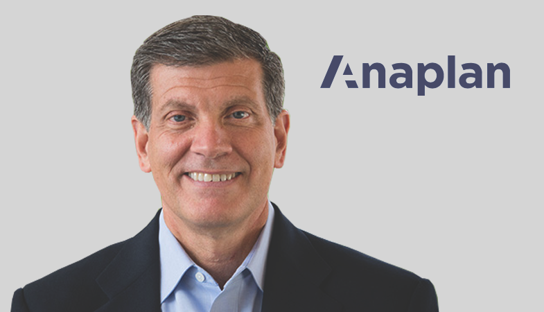 $100M Revenue Run-rate<br>Read →<br><br>Frank Calderoni, CEO<br>Enterprise Planning Software