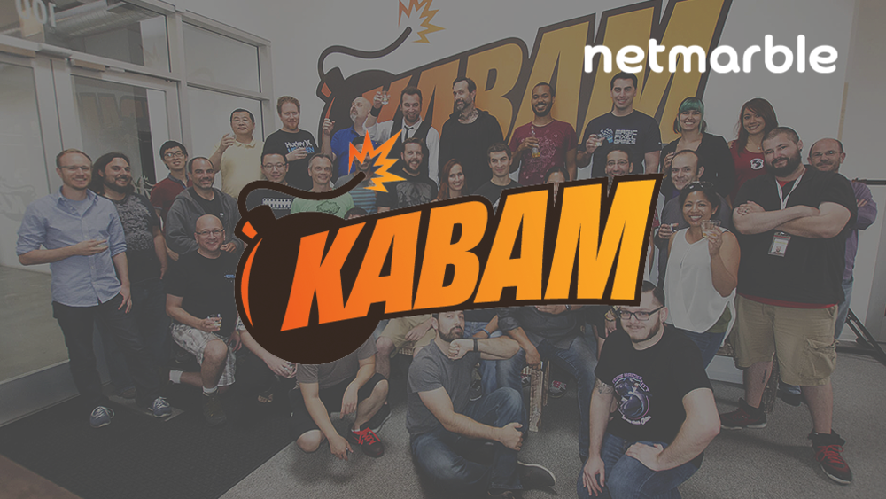 Kabam Acq by Netmarble for $800M<br><br>Read →