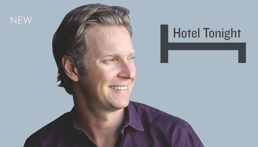 Sam Shank, CEO <br> Hotel Booking App