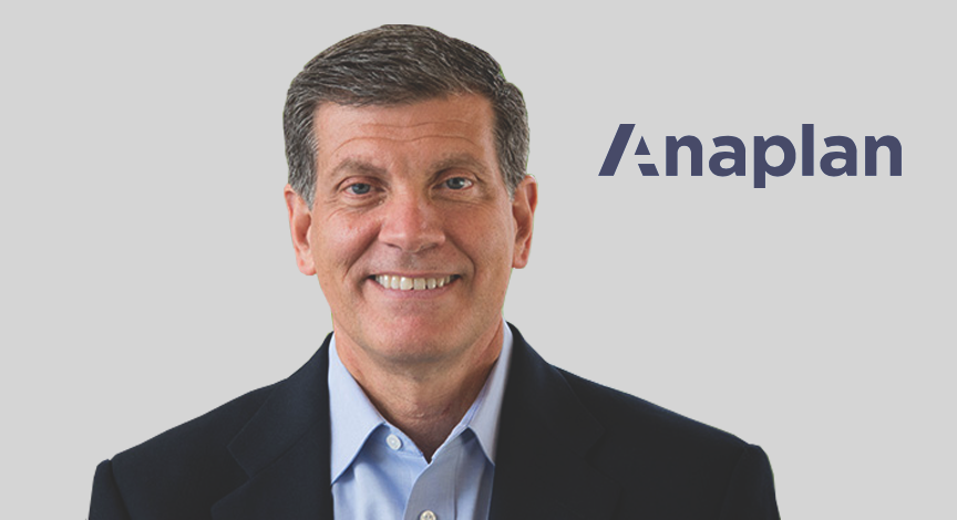 Anaplan's significant growth in its finance business continues with over 200 new global customers<br><br>Frank Calderoni, CEO | Enterprise Planning Cloud<br><br>Read →