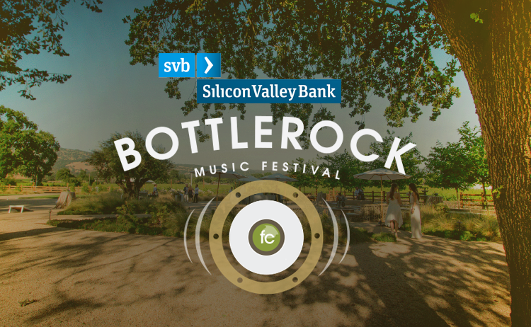 BottleRock Music Festival<br>May 24th & 25th in Napa