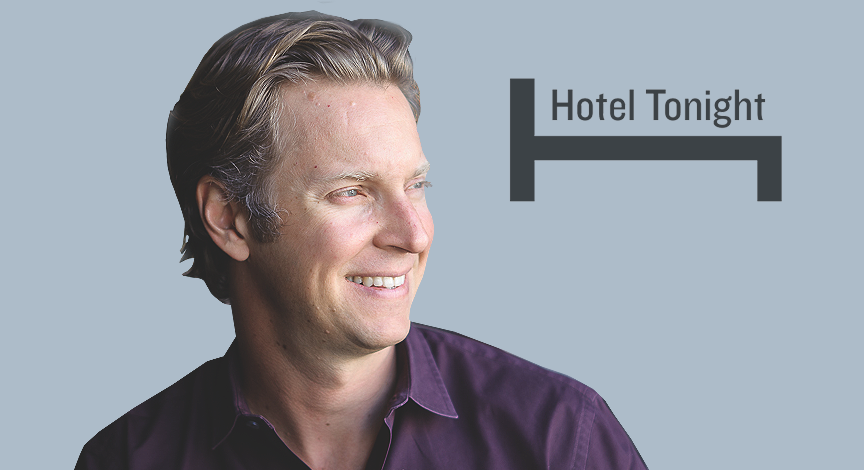 Hotel Booking App / Raised $37M