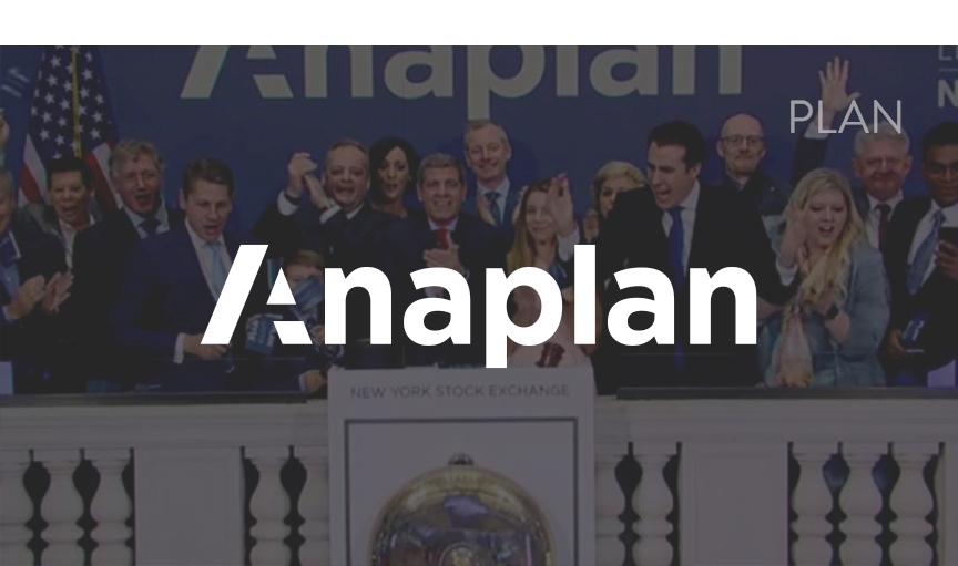 Anaplan IPO's on the NYSE, October 11th 2018