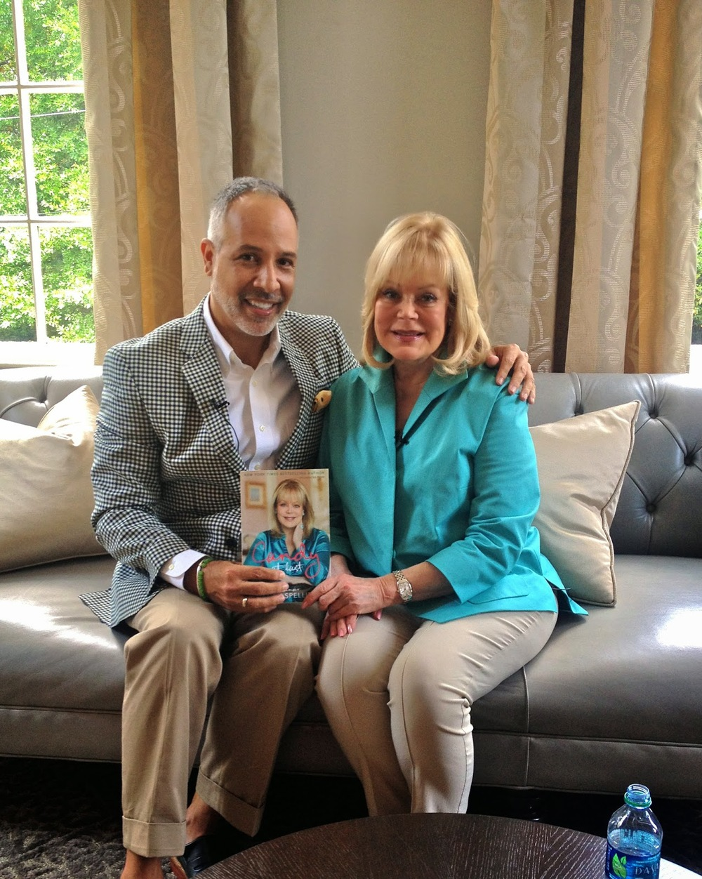 E. Vincent Martinez & Candy Spelling