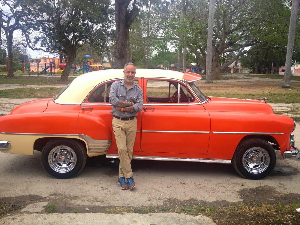 E Vincent Martinez Havana, Cuba 2014