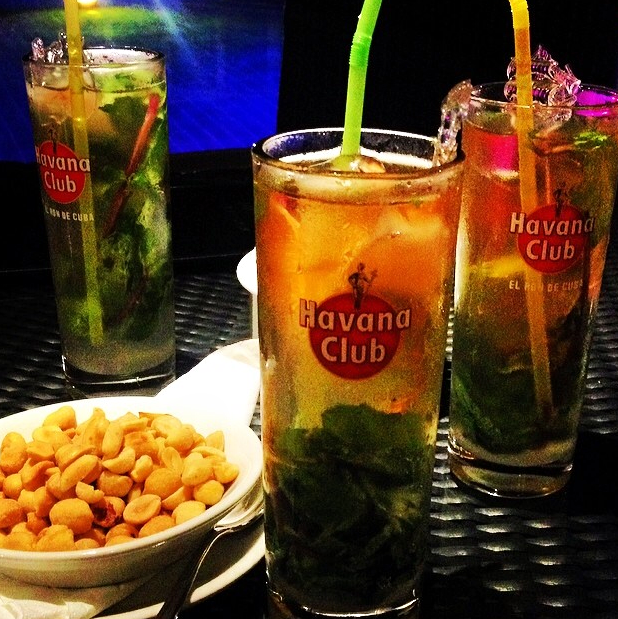 Havana Club Mojitos