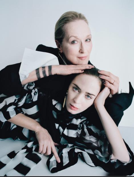 Meryl Streep / Emily Blunt