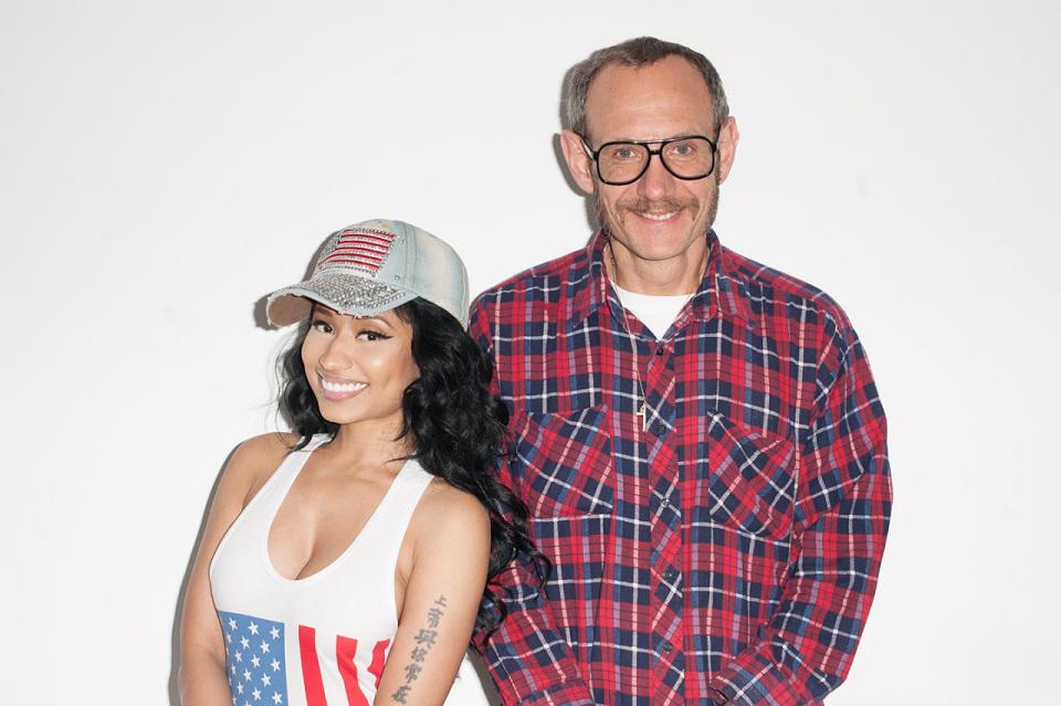 Nicki Minaj & Terry Richardson