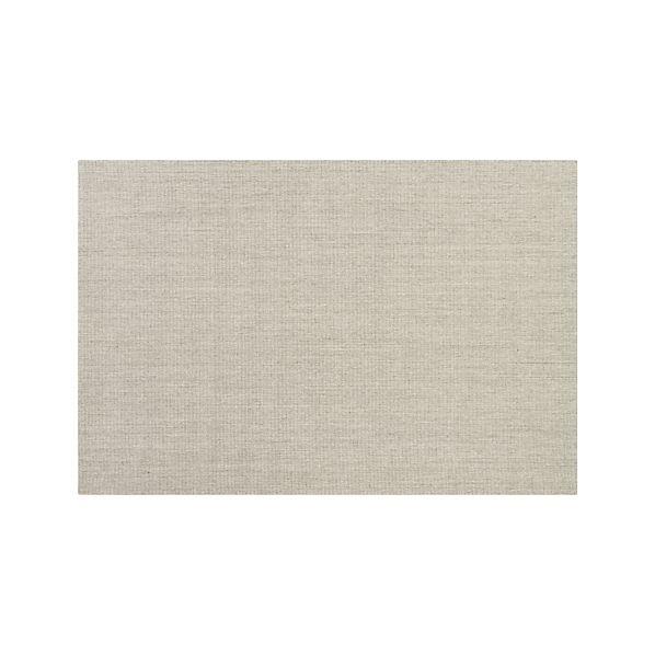 Sisal Linen 8' x 10' Rug – Crate & Barrel