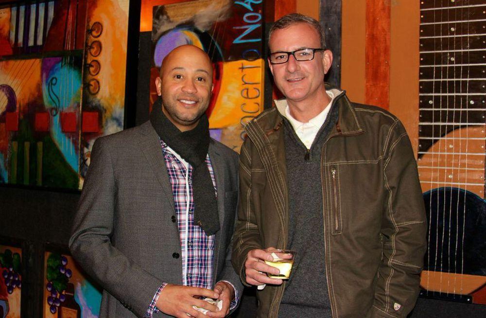 Gene Chambliss & Lance Nicholas