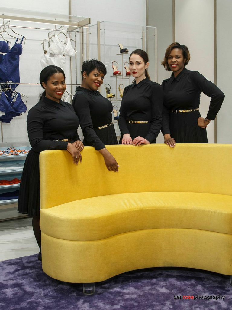 The Lovely Ladies of La Perla Atlanta