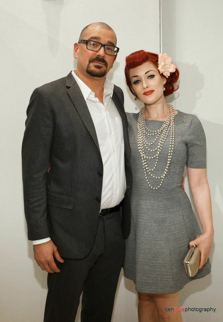 Jeremy Fuerst & Mandy Lauderdale