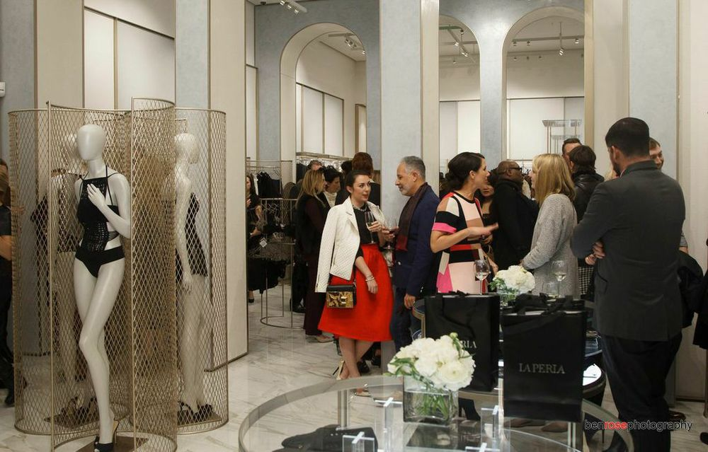 La Perla Atlanta Grand Opening Party