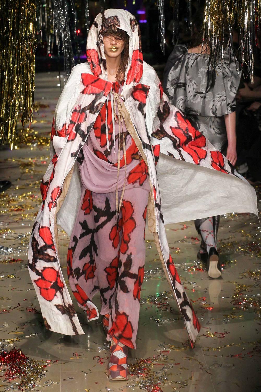 Vivienne Westwood Fall 2015