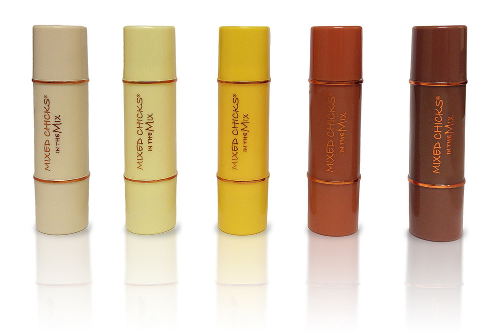 mixed chicks dual stick foundation