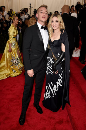 Diplo & Madonna.