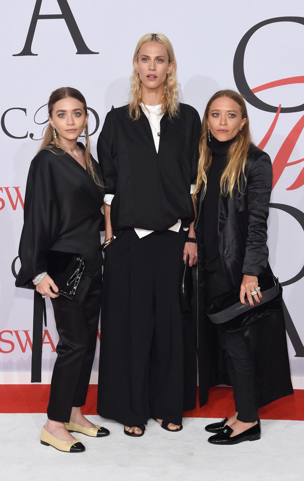 Ashely Olsen, Aymeline Valade, Mary-Kate Olsen
