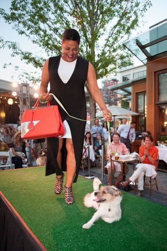 Sharon Conley & Paddy / Fendi - Bella Bag