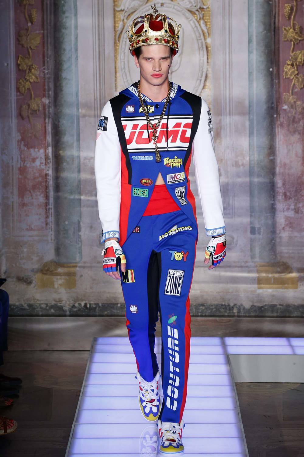 Jeremy Scott Moschino