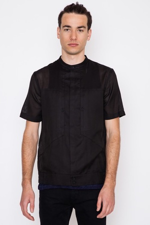 de93f3dfc1ad The How-to on Short-Sleeved Shirts — menswear womenswear fashion blog