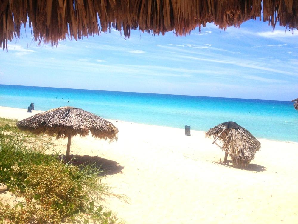 Beach day. Varadero.
