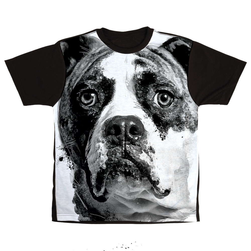 Dog Tee - Mens by Airwaves.jpg