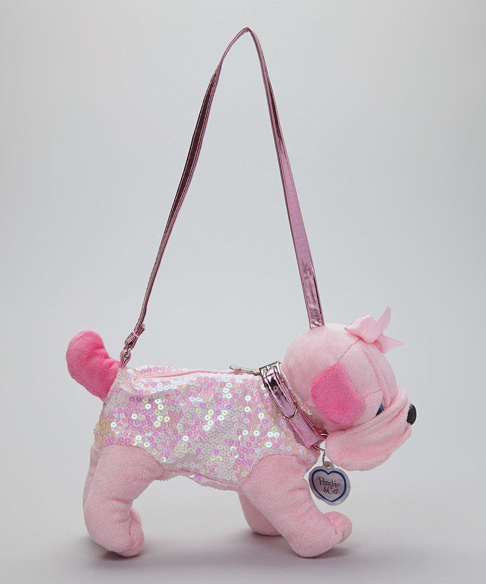 Pink Pinky the Bulldog Handbag - Kids by Cudlie.jpg
