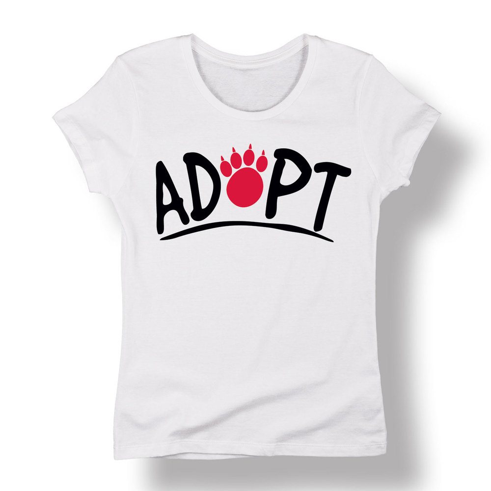 Adopt Short Sleeve Tee - Women by Airwaves.jpg