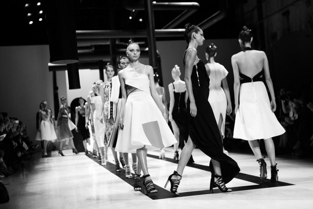 9. Melbourne Fashion Week