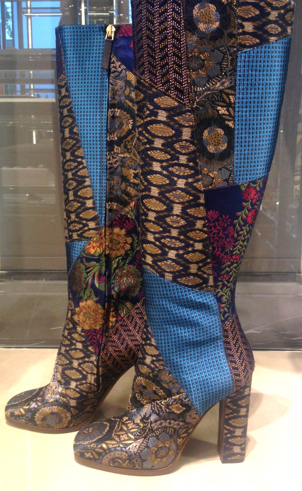 etro fall 2015 boots