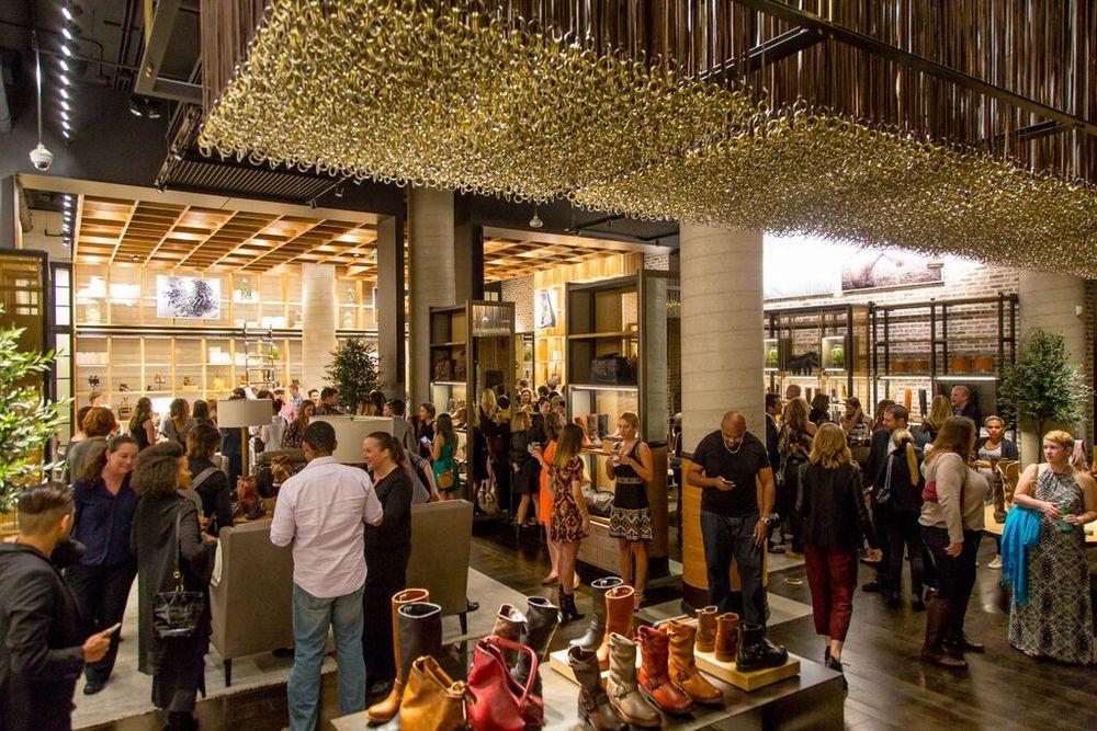The Frye Company Atlanta Opening - Photos: Tomas Espinoza