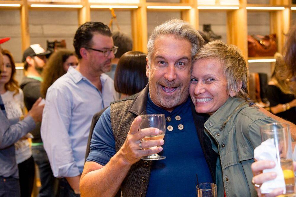 Richie Arpino & Yvonne Monet