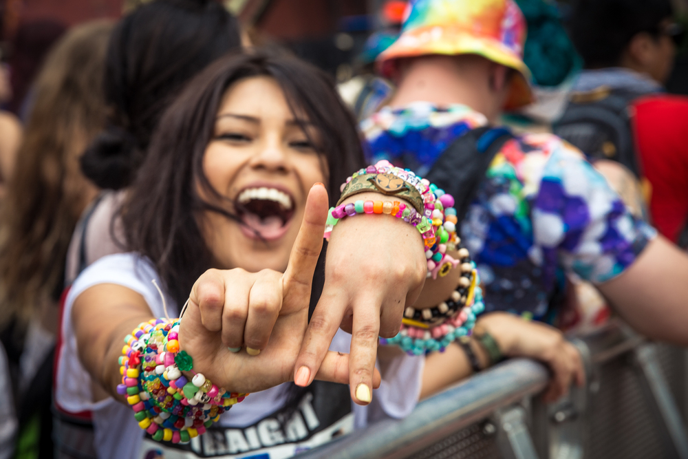 People of TomorrowWorld 2015