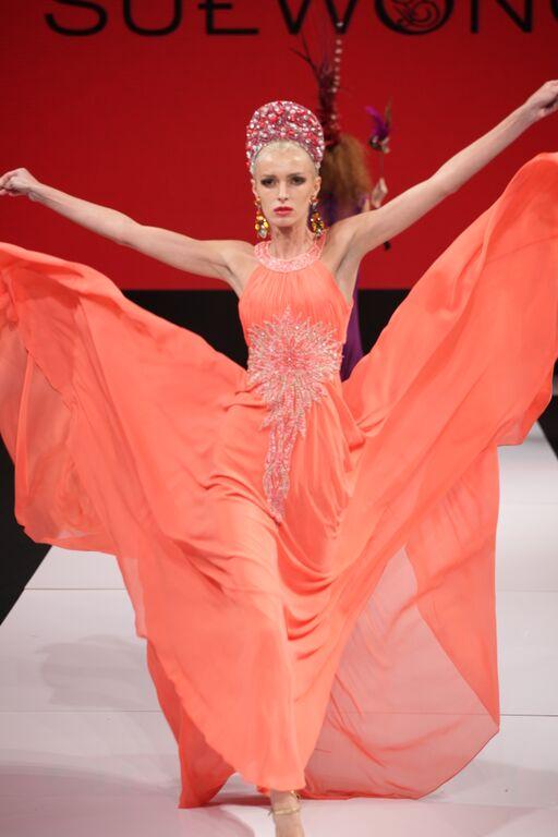 Sue Wong Los Angeles Fashion Week Lafw Menswear Womenswear Fashion Blog
