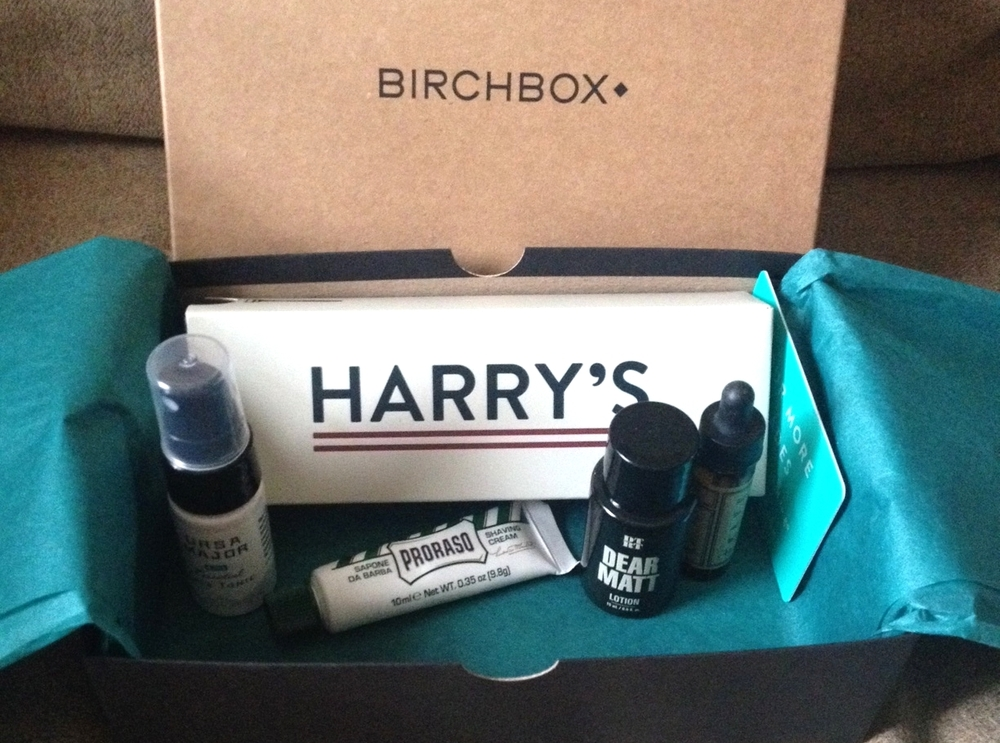 birchbox man movember