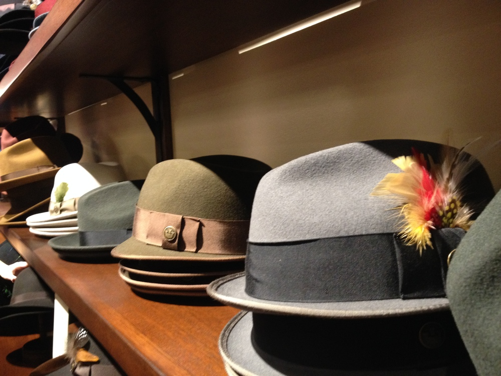 fb3ad0e7bad Goorin Bros. Hat Shop Atlanta — menswear womenswear fashion blog