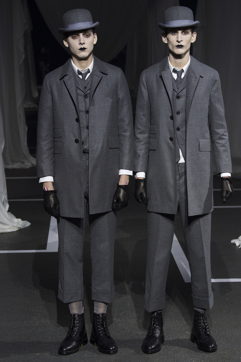 Thom Browne Menswear Fall 2016