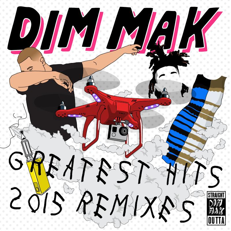 dim man greatest hits remixes 2015