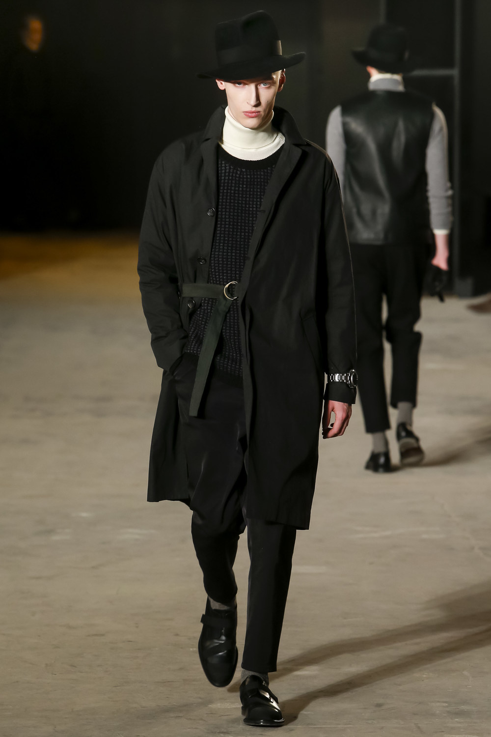 Robert Geller Fall 2016 Menswear NYFWM