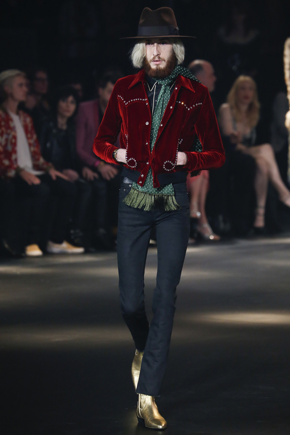 saint laurent hedi slimane