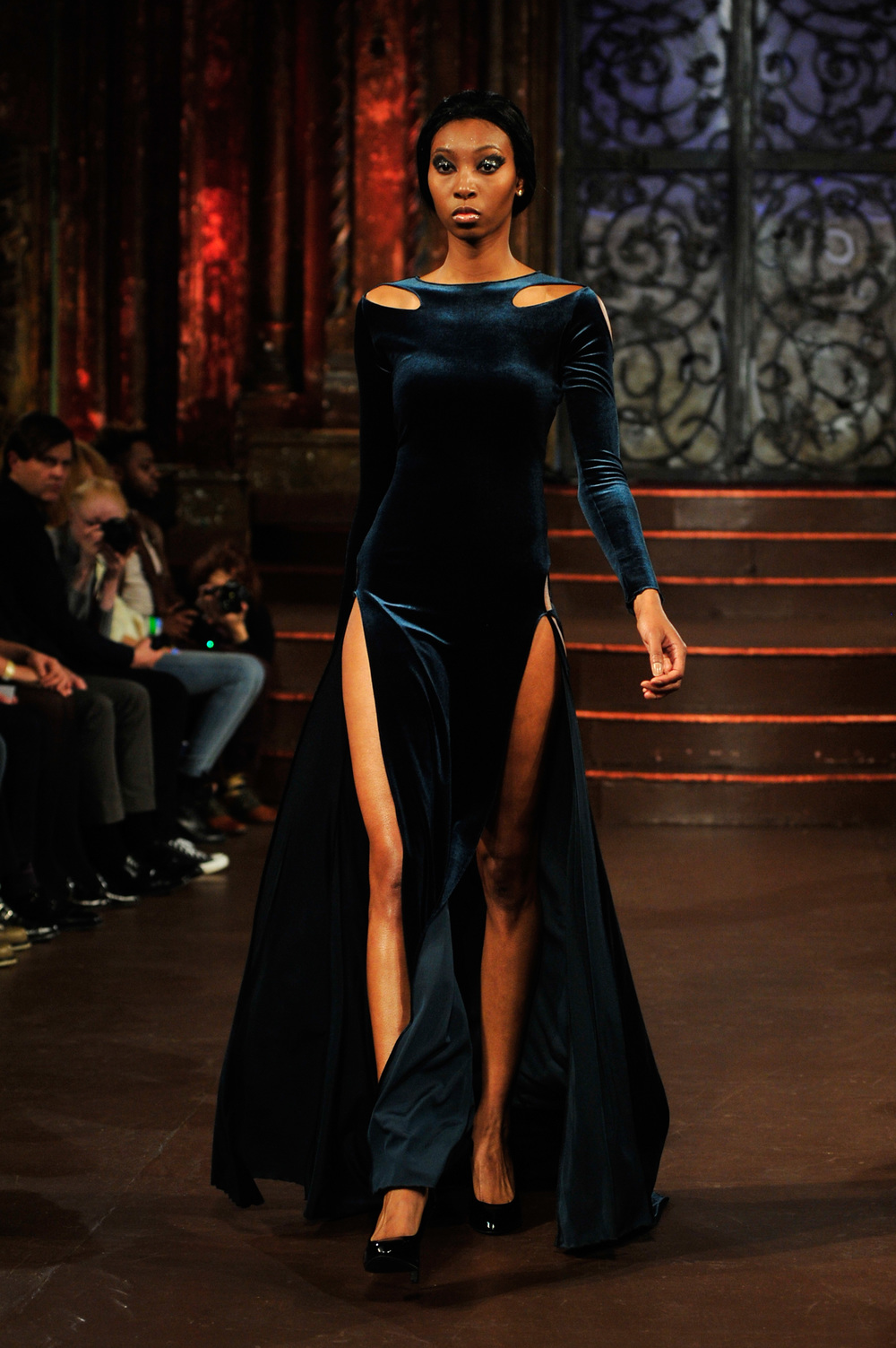 Serbia Fashion Week At Art Hearts Fashion Presents Zvonko Markovic Couture
