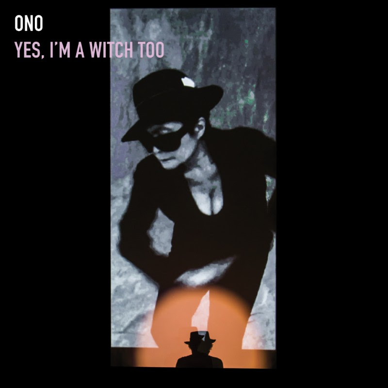 Yes I'm a Witch Ono Photo Credit: Scott Rudd (containing image by Karl Lagerfeld)