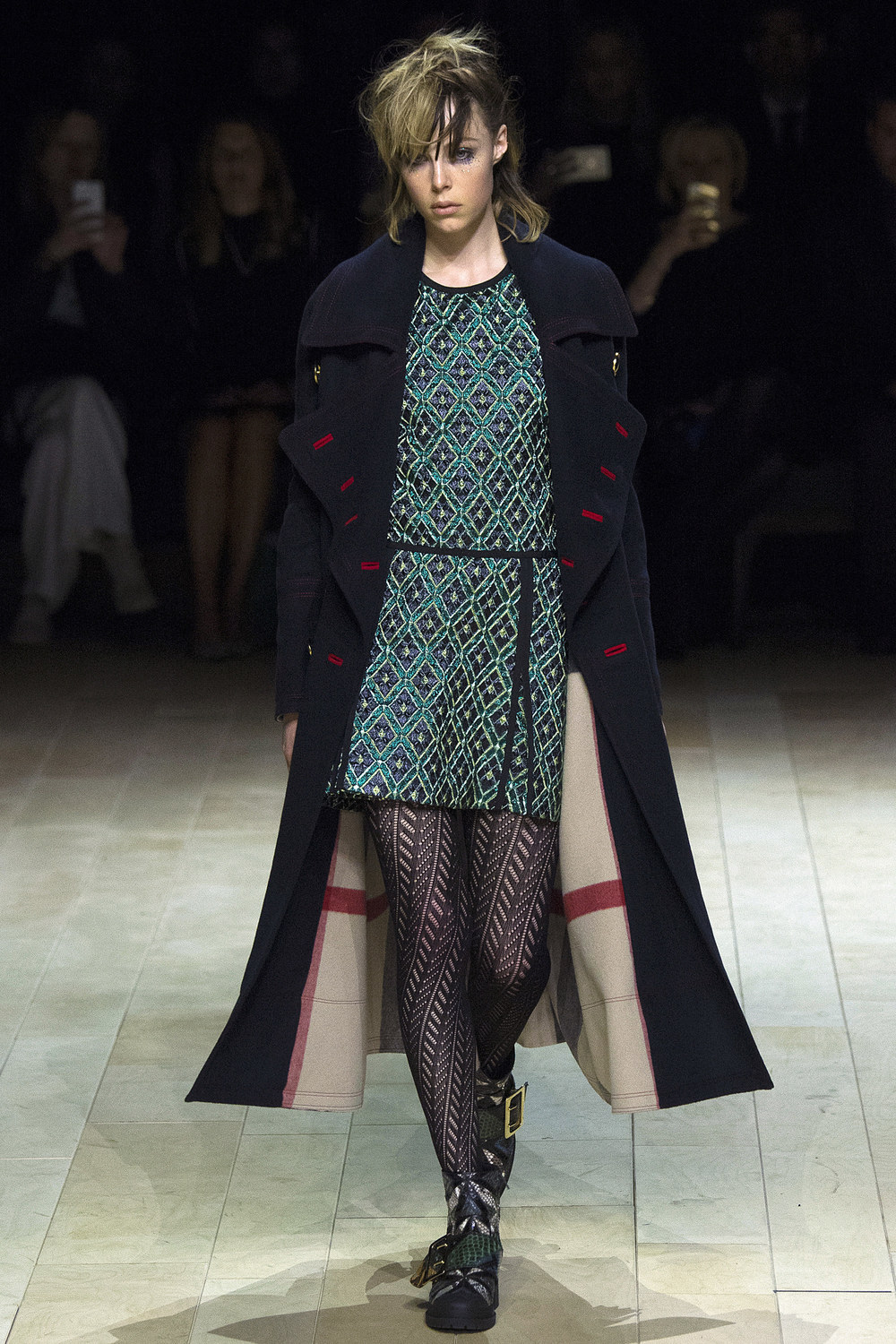Burberry Fall  2016 London Fashion Week