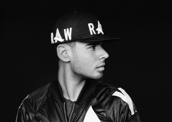 afrojack g-star raw