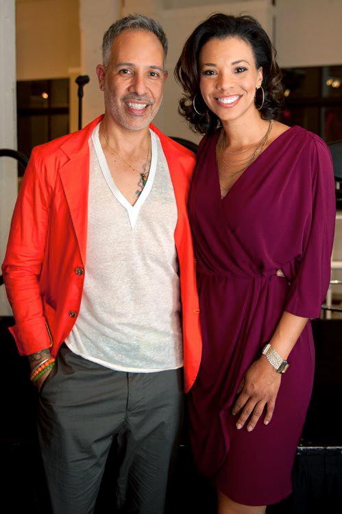 E. Vincent Martinez & Tracye Hutchins