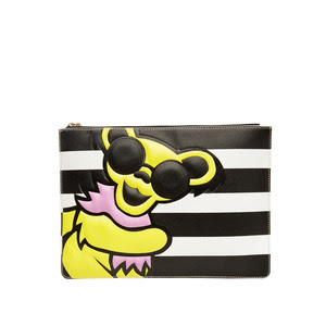 alice + olivia X Grateful Dead: Clutch, Retail: $245