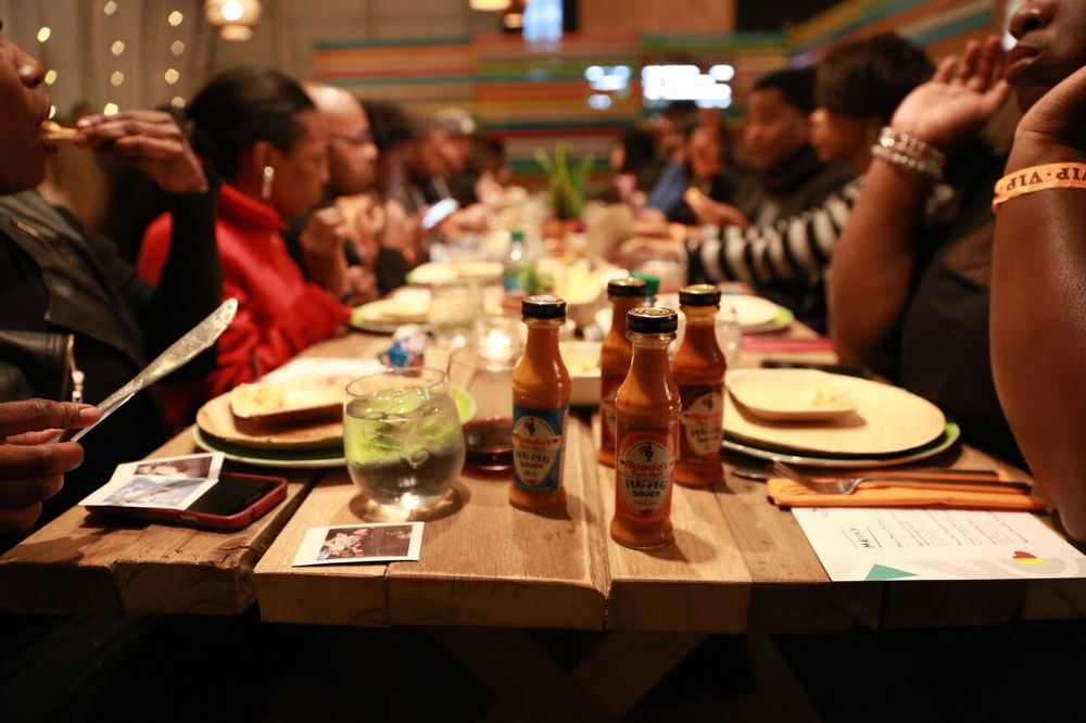Nando's #PERIPERIAtl on the Atlanta Beltline