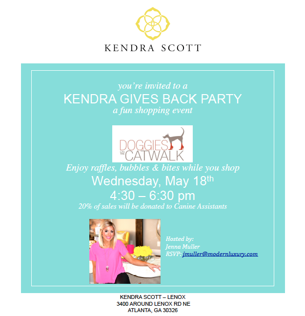 kendra scott kendra gives back party fashionado