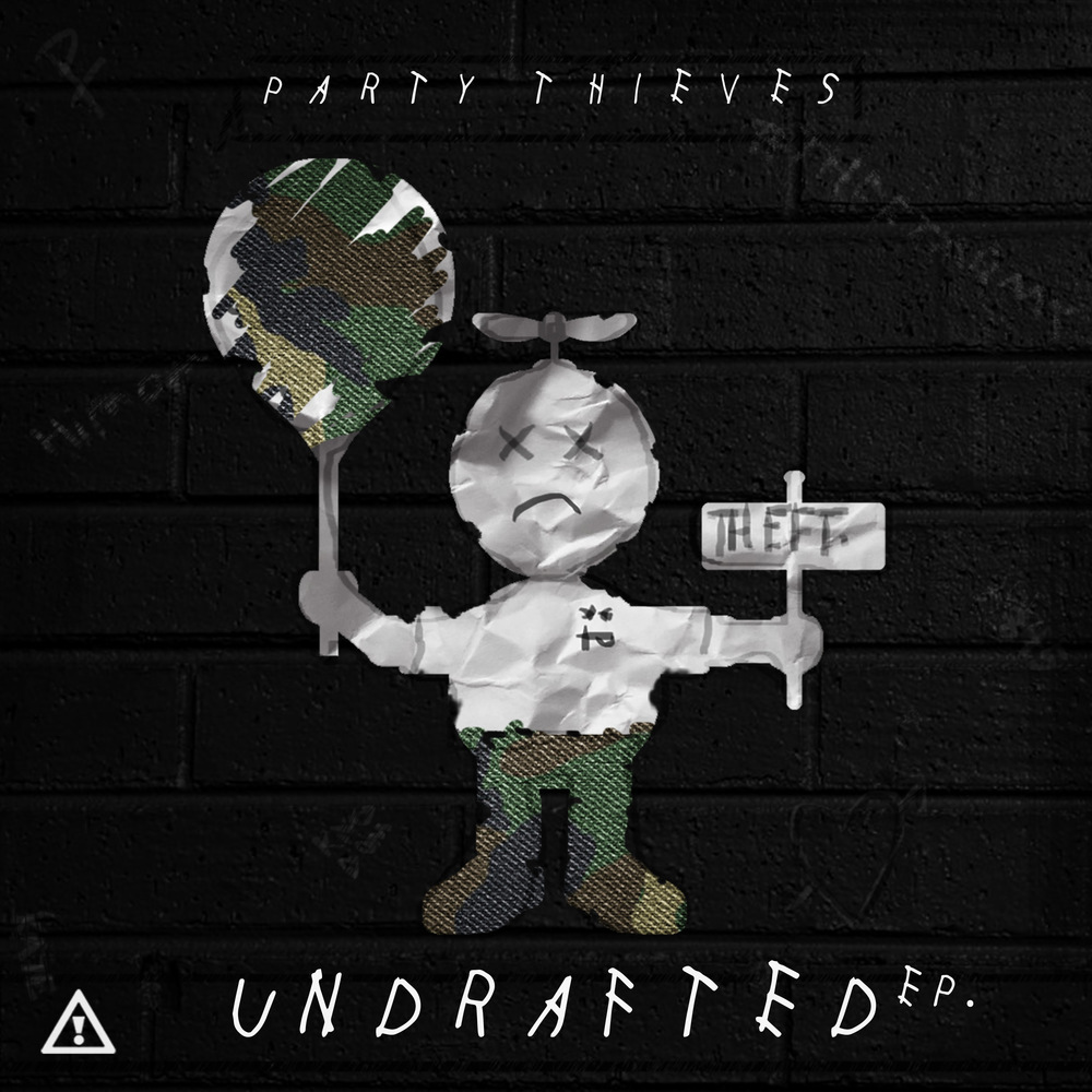 party thieves undrafted ep fashionado