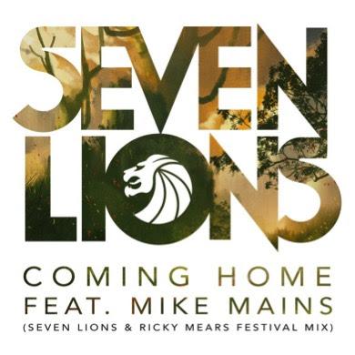 seven lions ricky mears